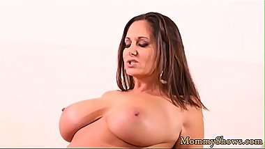 Lesbian stepmom pussylicking stepdaughters