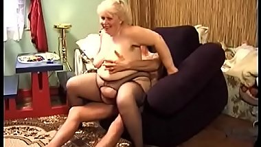 Fat grandma sex