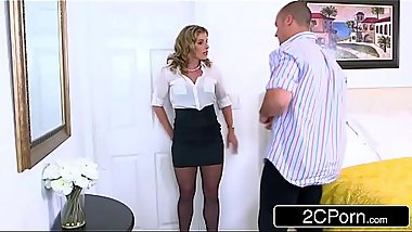 April Fool'_s Prank Goes Wrong - Cory Chase Cuckolds Her Husband