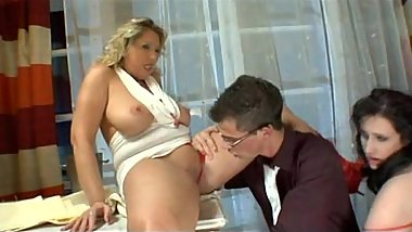 Group Sex Matures with Big Tits