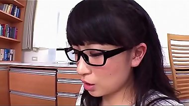 Slutty tutor seduced her naive student  part 3