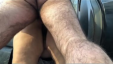 Outdoor Doggystyle Fun BBW PAWG